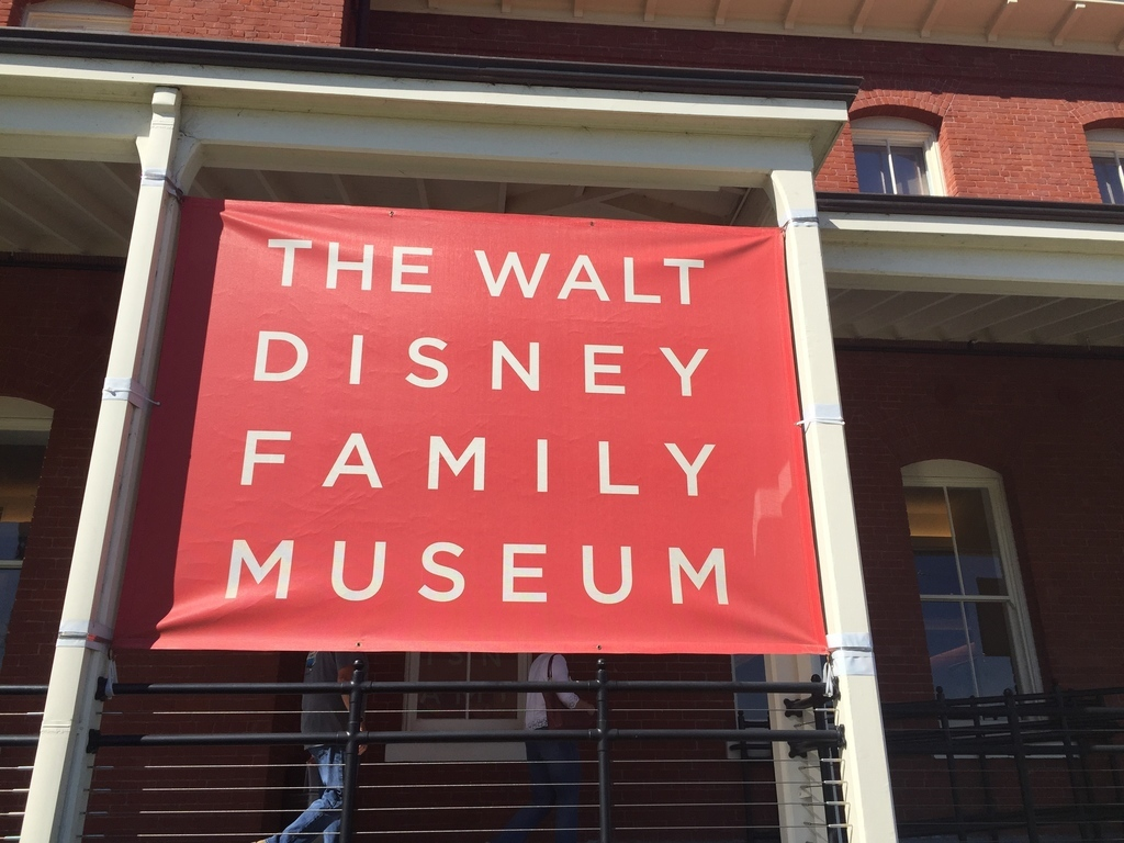 Café - The Walt Disney Family Museum
