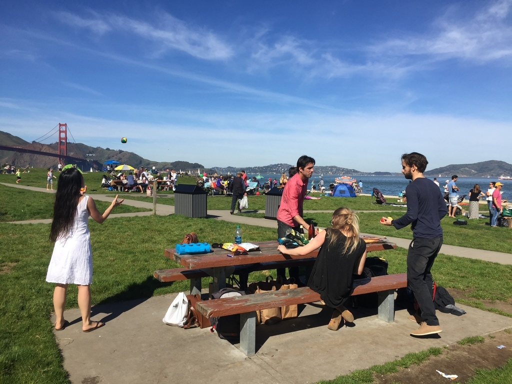 West Beach Crissy Field