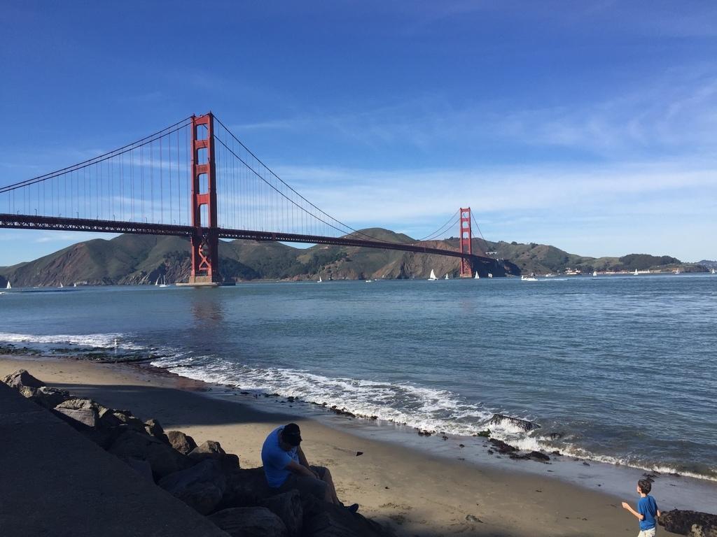 Presidio, San Francisco, CA, USA