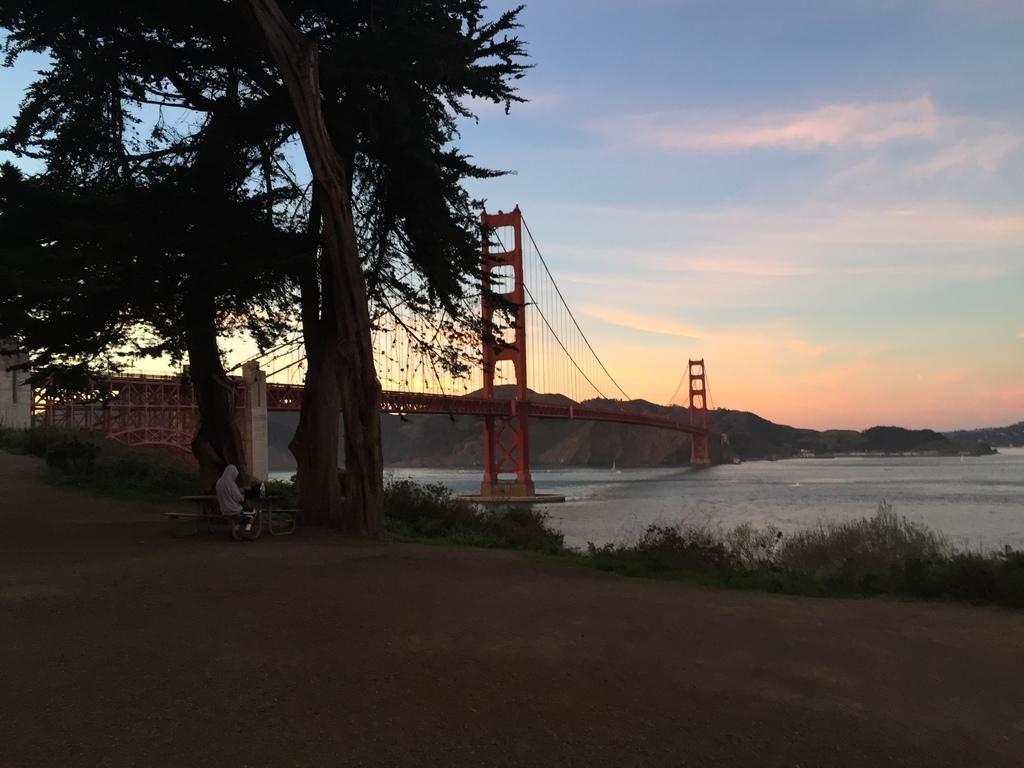 Golden Gate Bridge, Golden Gate National Recreation Area, San Francisco, CA 94129, USA