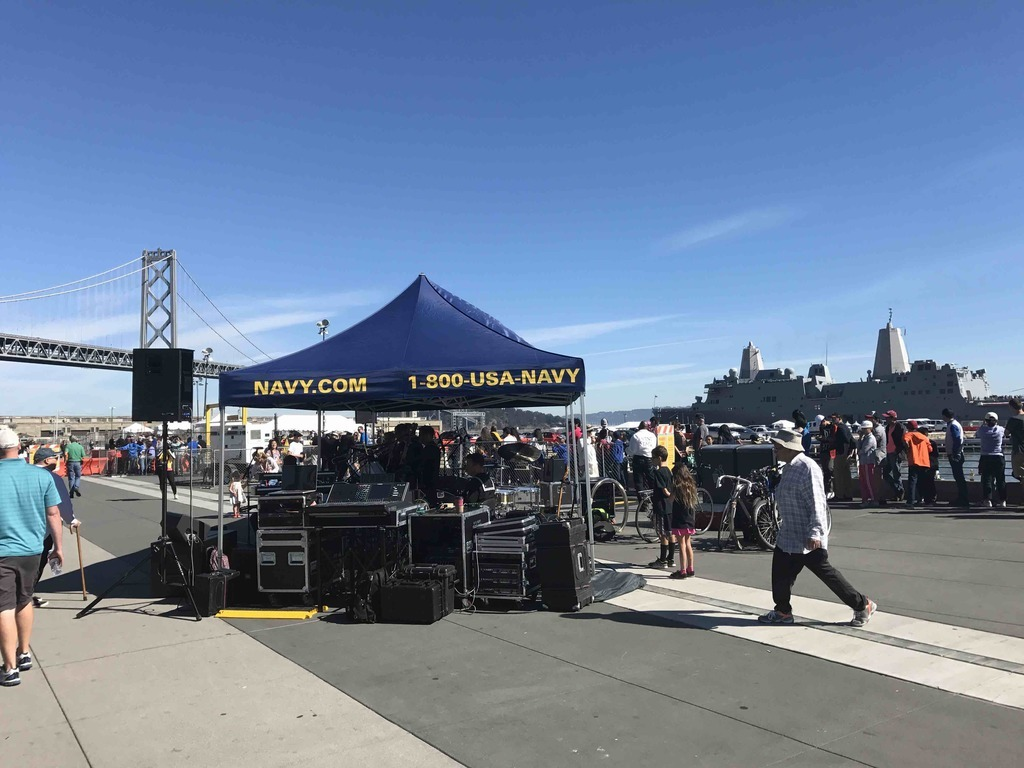 Brannan Street Wharf, San Francisco, CA 94105, USA