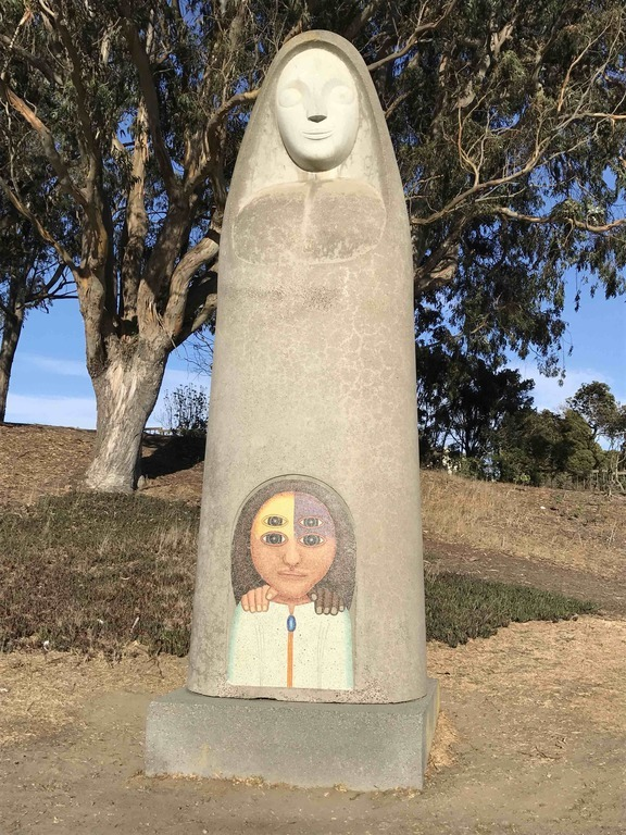 Bufano Peace Sculpture