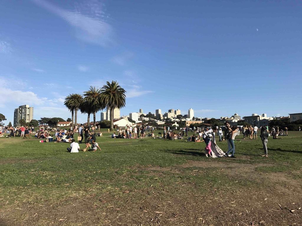Marina District, San Francisco, CA, USA