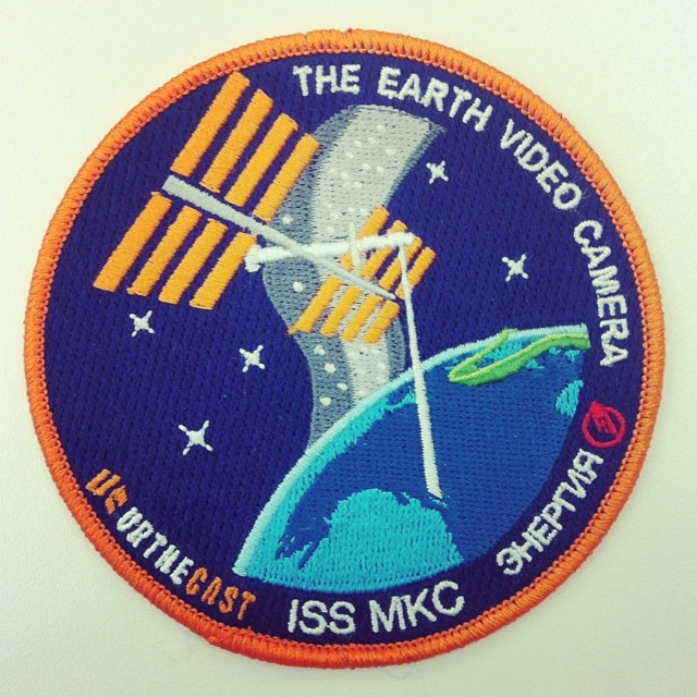 UrtheCast Mission Patch