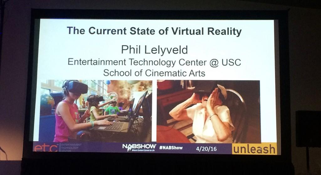 VR Presentation Two NAB Vegas (1)