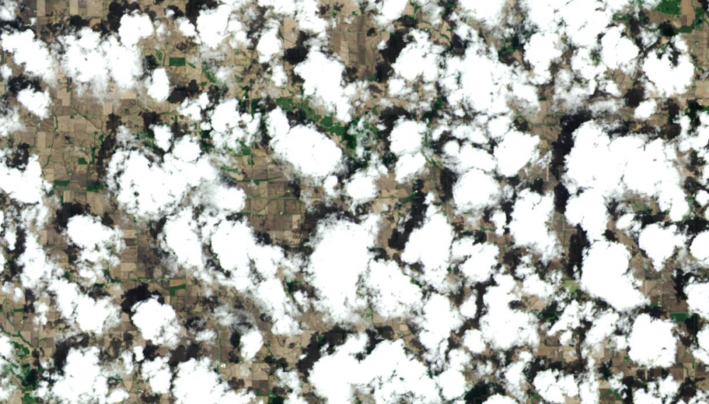 May 12, 2016 - Landsat 8