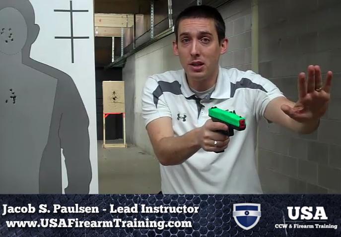 Online gun class