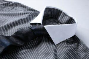 shirt and tie gun