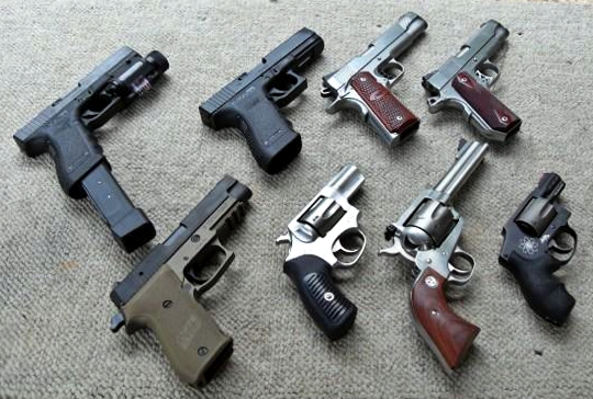 Are guns registered in the united states