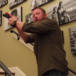 Stairwells home defense