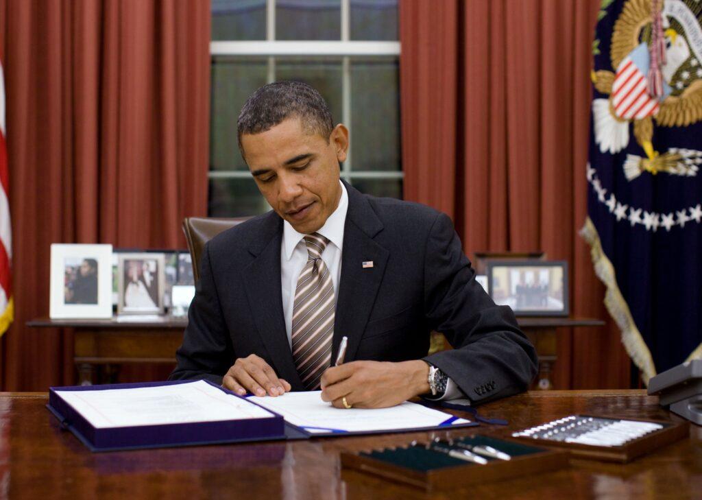 Obama National Defense Authorization Act of 2015