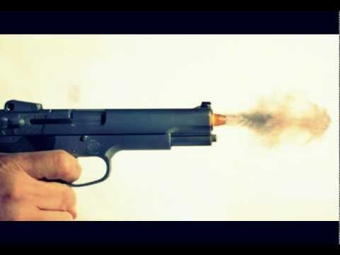 discharge of gun