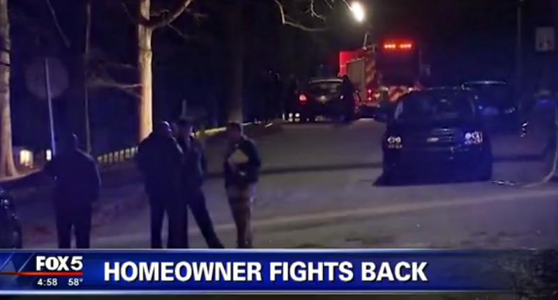 georgia home invasion shooting