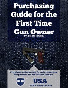 first time gun buyer