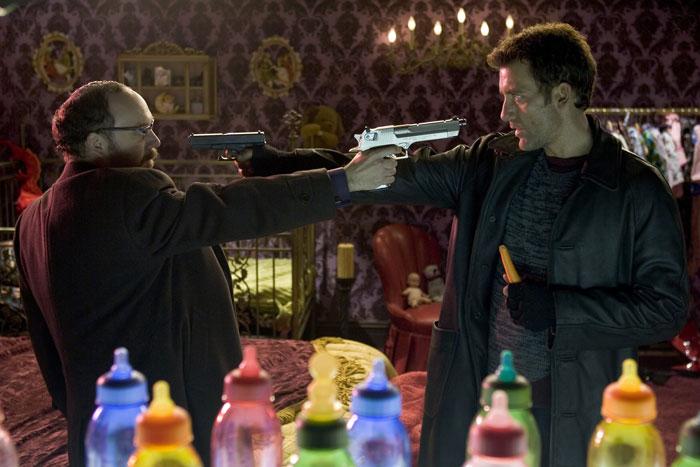 Kill Shot in Hollywood
