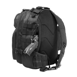 nstar small backpack concealed carry
