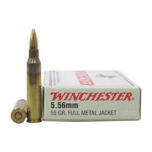 winchester 556 ammo