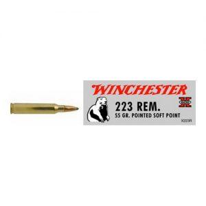winchester 223 ammo