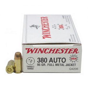 winchester 380 ammo