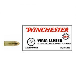 winchester 9mm ammo