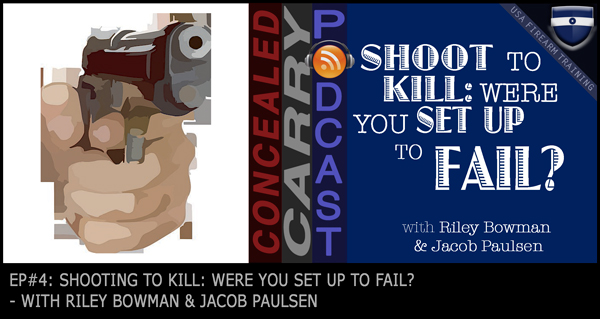 Shoot to Kill Podcast