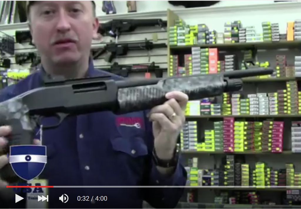 weatherby tactical pump shotgun review