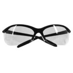howard leight Vapor II Black Frame Clear Anti-Fog