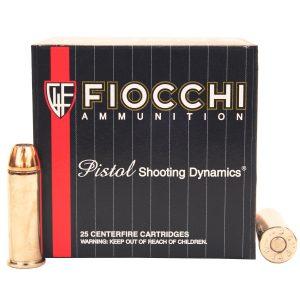 Fiocchi Ammo 44 Remington Magnum 200 Gr XTPHP