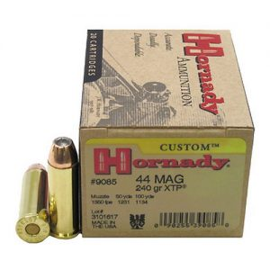 Hornady 44 Magnum 44 Mag, 240 Gr, XTP