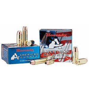 Hornady 9mm Luger +P, 124 Gr, XTP, American Gunner
