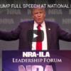 Trump NRA endorsement