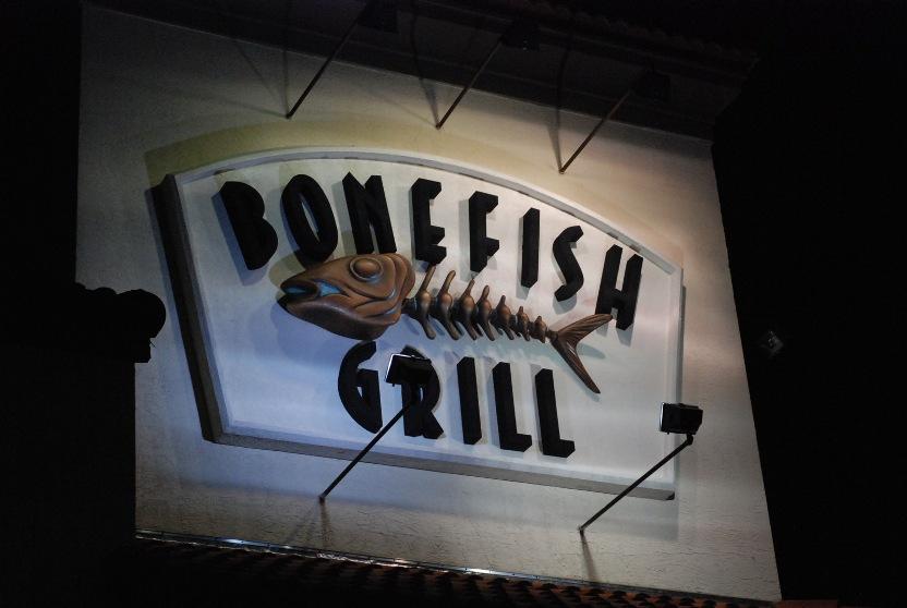 bonefish grill gun policy