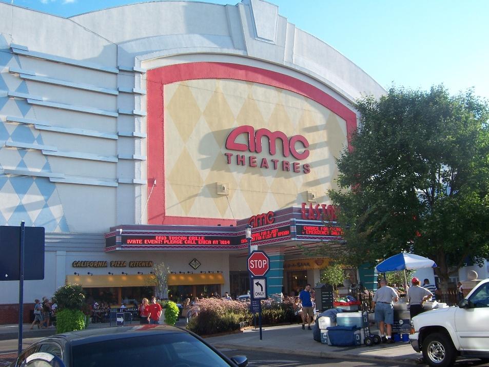 amc movie theater gun policy