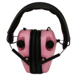 CaldwellE-Max LP Elect. Hearing Protection Pink