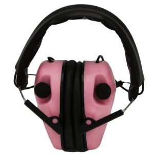 Caldwell E-Max LP Elect. Hearing Protection Pink
