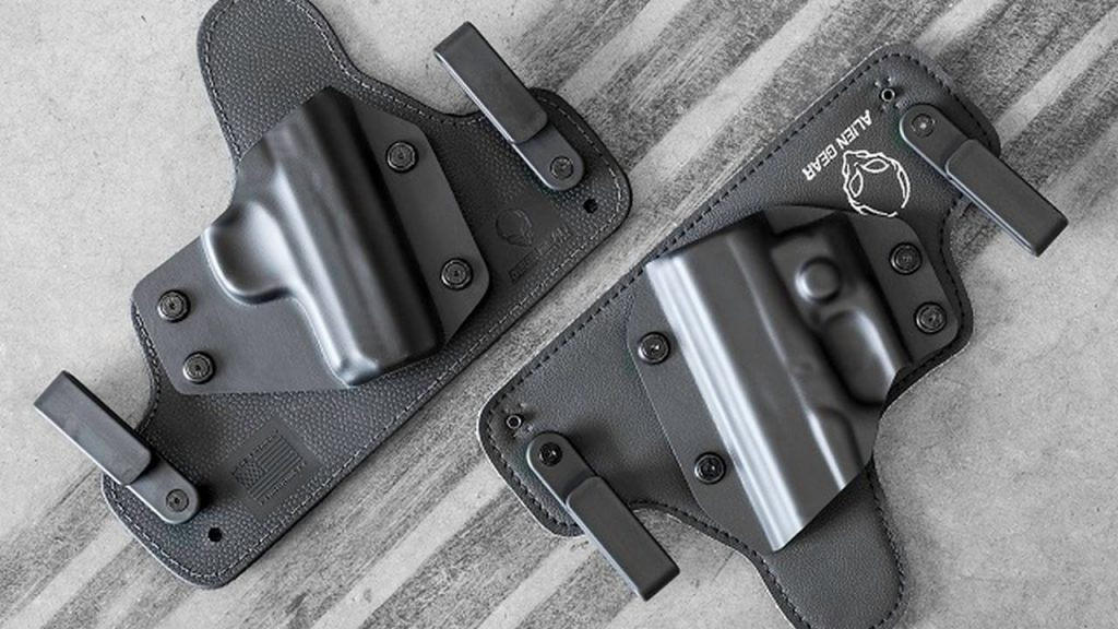 alien gear holsters review