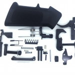 Taft Precision AR-15 Polished Milspec Lower Parts Kit