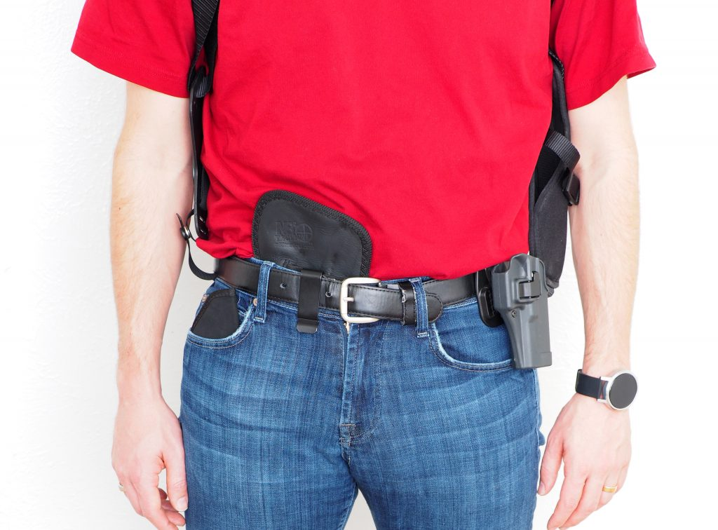 Too many holsters