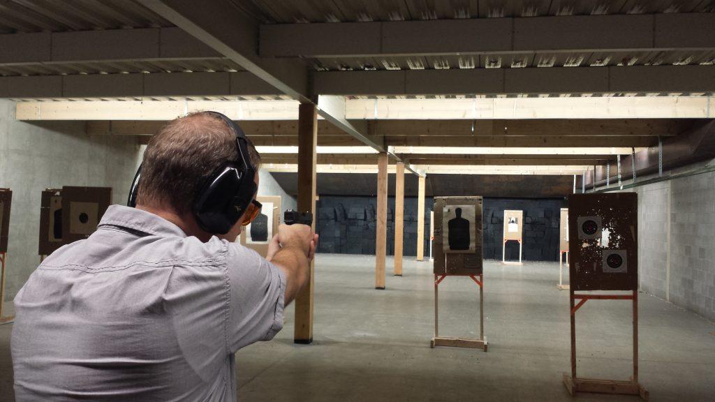 Stationary Shooting