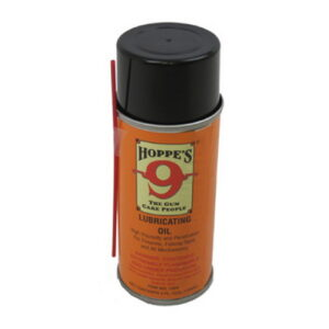 Hoppes Lubricating Oil 4 oz Aerosol