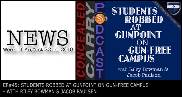 ep45 florida carry campus robbery