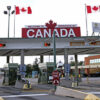 Customs Agents On The New York And Canada Border