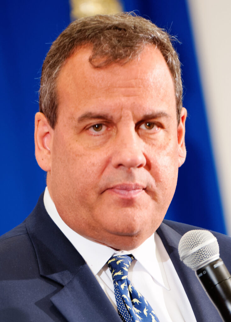 Chris Christie Concealed Carry