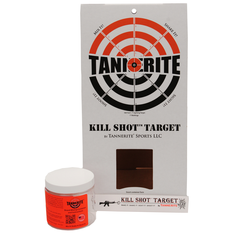 tannerite kill shot target bullseye   concealed Gun Sale Laws In North Carolina