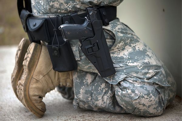 Army Handgun