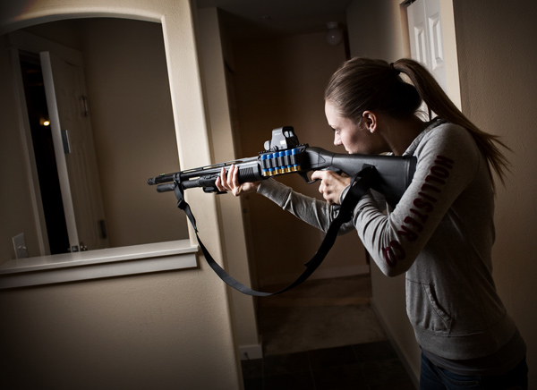 home-defense-weapons-woman