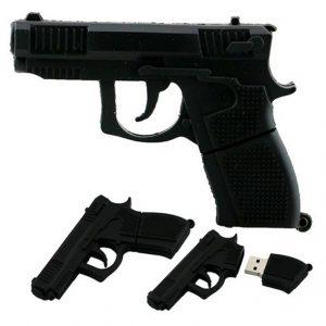semi-auto pistol usb drive
