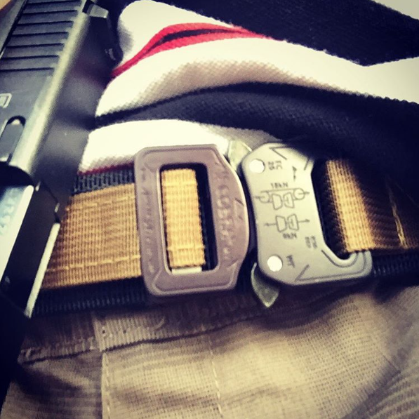 Red Republic Tactical EDC Belt