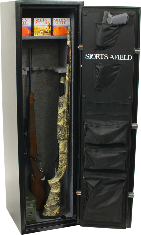 sports afield  standard series safe concealed carry Gun Sale Laws In North Carolina