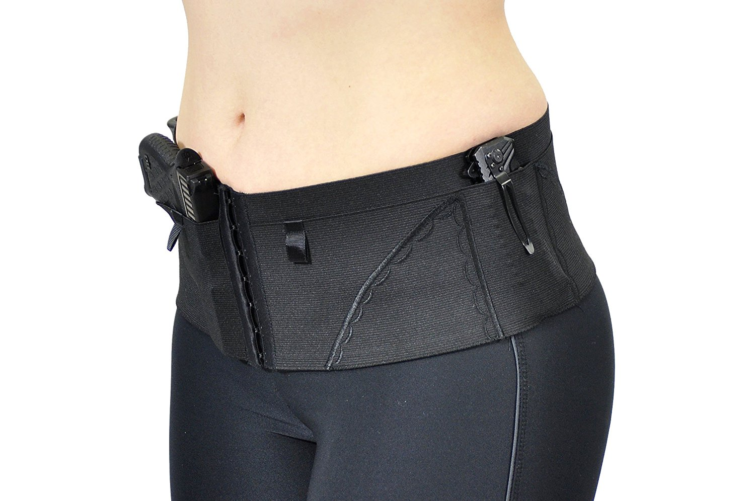 Thigh Holster Shorts for Women by UnderTech Undercover  Holsters For Girls